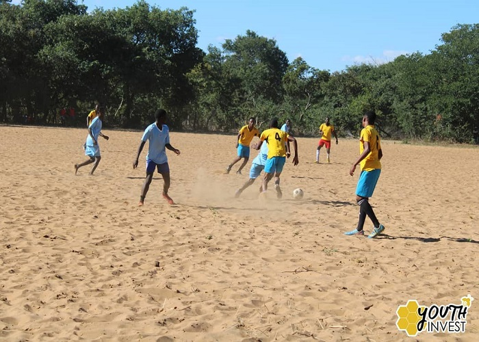 YOUTH INVEST HOSTS AFRICA DAY TOURNAMENT